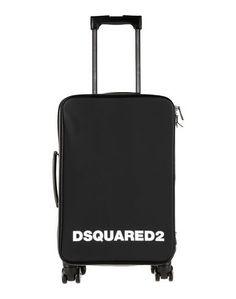 Чемодан/сумка на колесиках Dsquared2