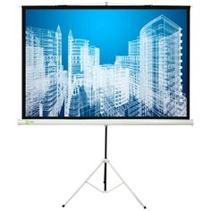 Экран для видеопроектора Cactus CS-PST-104x186