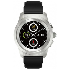 Умные часы MyKronoz ZeTime Original Regular Silver-Black