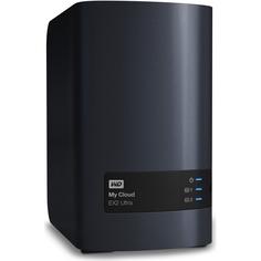 Сетевое хранилище Western Digital My Cloud EX2 Ultra 8Tb WDBSHB0080JCH-EEUE