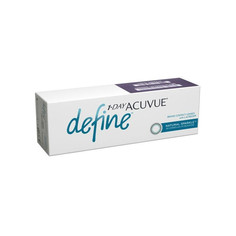 Контактные линзы Johnson & Johnson 1-Day Acuvue Define (30 линз / 8.5 / -7.5) Natural Shimmer