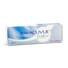 Контактные линзы Johnson & Johnson 1-Day Acuvue TruEye (30 линз / 8.5 / -7.5)