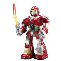 Игрушка Hap-p-Kid Робот-воин с мечом и булавой 3568T