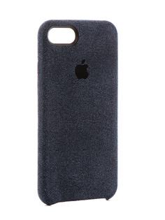 Аксессуар Чехол Innovation Jeans Blue для APPLE iPhone 7 / 8 10778