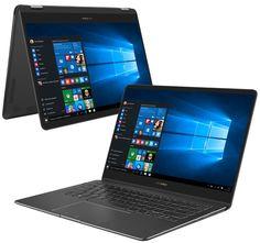 Ноутбук ASUS ZenBook Flip S UX370UA-EA346R 90NB0EN1-M08900 (Intel Core i5-8250U 1.6 GHz/8192Mb/512Gb SSD/No ODD/Intel HD Graphics/Wi-Fi/Cam/13.3/3840x2160/Touchscreen/Windows 10 64-bit)