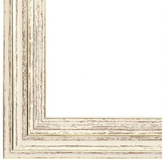 Рамка Белоснежка Valery 40x50cm Light Beige-Gold 2281-BB