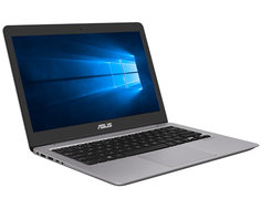 Ноутбук ASUS UX310UQ-FC586T 90NB0CL1-M09440 (Intel Core i5-7200U 2.5 GHz/8192Mb/128Gb SSD/No ODD/nVidia GeForce 940MX 2048Mb/Wi-Fi/Bluetooth/Cam/13.3/1920x1080/Windows 10 64-bit)
