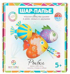 Набор Шар-Папье Магниты Рыбки В01665