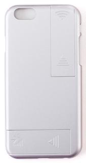 Аксессуар Чехол с антеннами Gmini для iPhone 6/6S Silver GM-AC-IP6SR