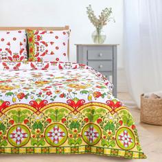Постельное белье Этель Новгородский мотив вид 2 Комплект 2 спальный Бязь 1278308