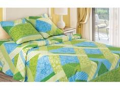 Постельное белье Этель Калейдоскоп вид 2 Комплект 1.5 спальный Бязь 1298948