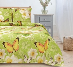 Постельное белье Этель Весна вид 2 Комплект 2 спальный Поплин 1089510