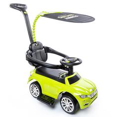 Каталка Happy Baby Jeepsy 50010 Green 4690624021602