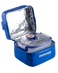 термосумка Miniland Pack-2-Go HermifFresh Blue 89072