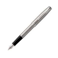 Ручка Parker Sonnet Stainless Steel CT 1931509