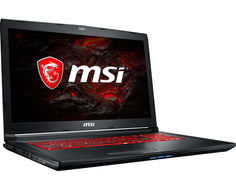 Ноутбук MSI GL72M 7RDX-1486XRU 9S7-1799E5-1486 (Intel Core i5-7300HQ 2.5 GHz/8192Mb/1000Gb/No ODD/nVidia GeForce GTX 1050 2048Mb/Wi-Fi/Bluetooth/Cam/17.3/1920x1080/DOS)