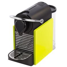 Кофемашина Nespresso Pixie Clips C60 Black/Lemon