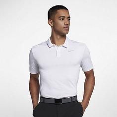 Мужская рубашка-поло для гольфа со стандартной посадкой Nike Breathe