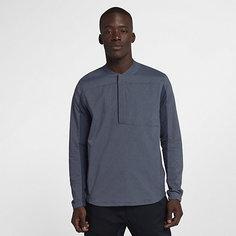 Мужская куртка для гольфа с молнией до середины груди Nike Shield