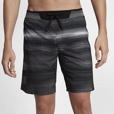 Мужские бордшорты Hurley Phantom Hyperweave Elite Motion Fast 45,5 см Nike