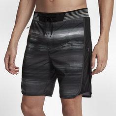 Мужские бордшорты Hurley Phantom Hyperweave Motion Fast 45,5 см Nike
