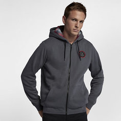 Мужская худи Hurley Beach Club 999 Zip Nike