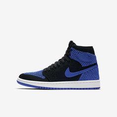 Кроссовки для школьников Air Jordan 1 Retro High Flyknit Nike