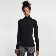 Женская футболка Nike Pro Warm