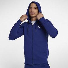 Мужская баскетбольная худи с молнией во всю длину Jordan Flight Nike