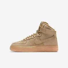 Кроссовки для школьников Nike Air Force 1 High WB