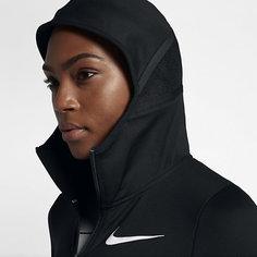 Женская баскетбольная худи с молнией во всю длину Nike Therma Flex Showtime