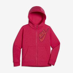 Худи для девочек школьного возраста Nike Sportswear Club