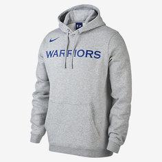 Мужская флисовая худи НБА Golden State Warriors Nike