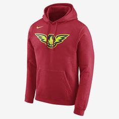 Мужская флисовая худи НБА Atlanta Hawks Nike