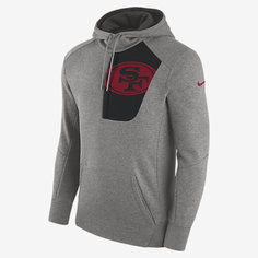 Мужская худи Nike Fly Fleece (NFL 49ers)