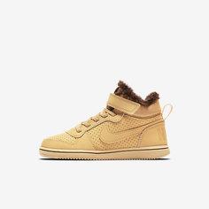 Кроссовки для дошкольников NikeCourt Borough Mid Winter
