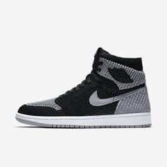 Мужские кроссовки Air Jordan 1 Retro High Flyknit Nike