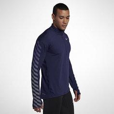 Мужская беговая футболка с длинным рукавом Nike Element Flash