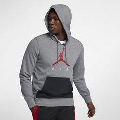Мужская худи Jordan Jumpman Air Fleece Nike