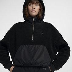 Женская худи NikeLab Essentials Sherpa