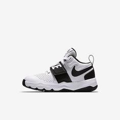 Баскетбольные кроссовки для дошкольников Nike Team Hustle D 8