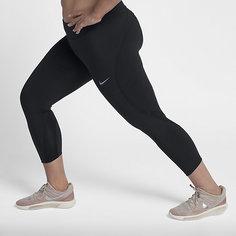 Женские укороченные тайтсы для бега Nike Epic Lux (большие размеры)