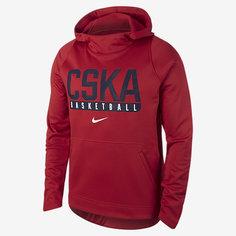 Мужская баскетбольная худи CSKA Moscow Elite Nike