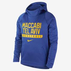 Мужская баскетбольная худи Maccabi Tel Aviv Elite Nike