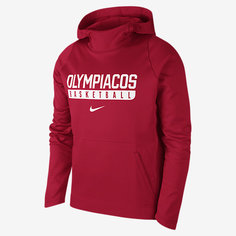 Мужская баскетбольная худи Olympiacos Elite Nike