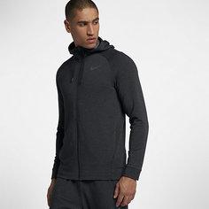 Мужская худи с молнией во всю длину для тренинга Nike Dri-FIT
