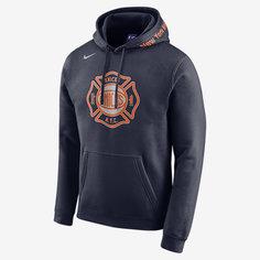 Мужская худи НБА New York Knicks City Edition Nike