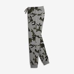 Джоггеры с принтом для мальчиков школьного возраста Nike Sportswear