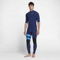 Мужской гидрокостюм с коротким рукавом Hurley Advantage Plus Fullsuit 2/2 мм Nike