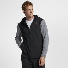 Мужская худи Hurley Bayside Zip Nike
